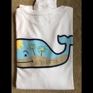 Vineyard Vines Men's Florida Tee Shirt XS EDSFTG